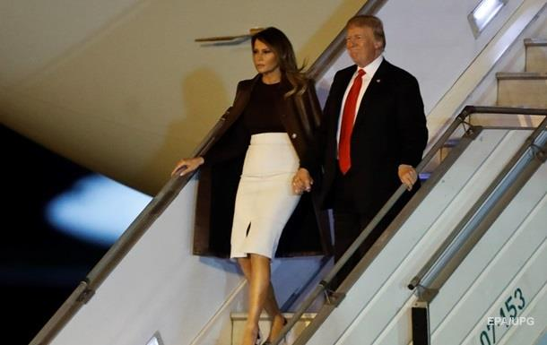 Трамп прибыл на саммит G20