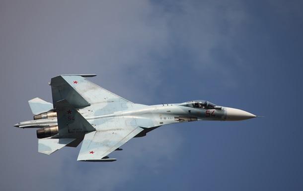 ВПС Бельгії заявили про перехоплення російських Су-27