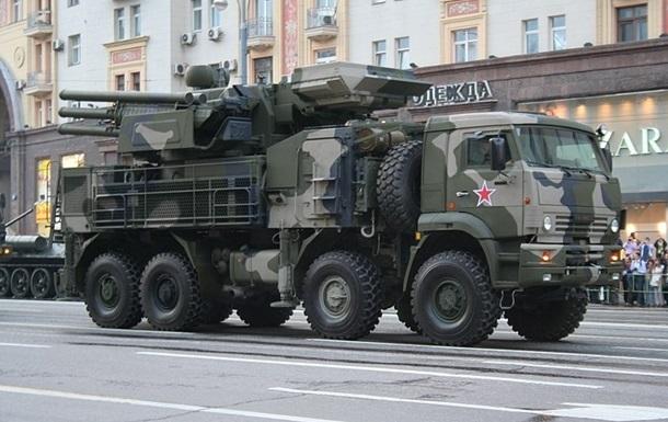 Росія розмістить у Криму комплекс ППО Панцир-С