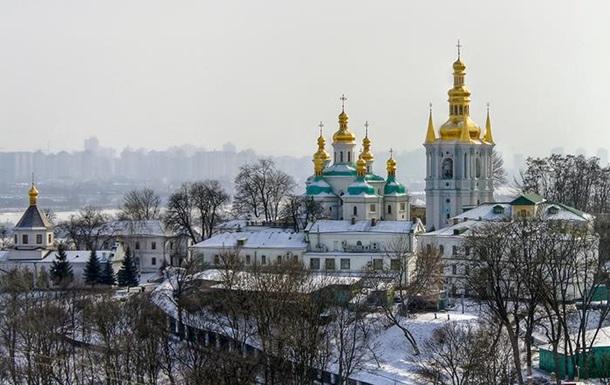 СБУ проводит обыски в Киево-Печерской Лавре