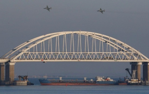 Захоплення українських суден було з військовими РФ