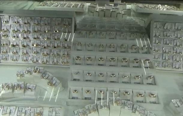 У Київській області продавали контрабандні ювелірні прикраси