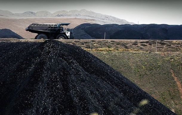 Украина увеличила запасы угля