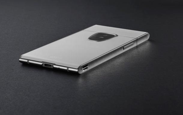 Первый серийный блокчейн-смартфон оценили в $999