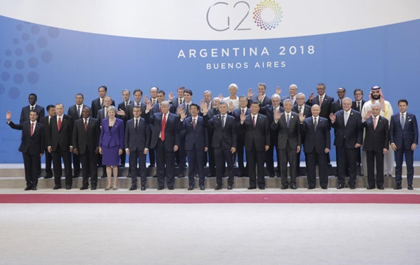 Трамп не поприветствовал Путина на саммите G20