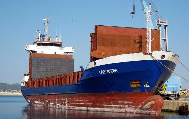 В Керченском проливе повреждены два судна