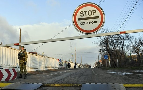 Пункты пропуска на Донбассе перешли на зимний график