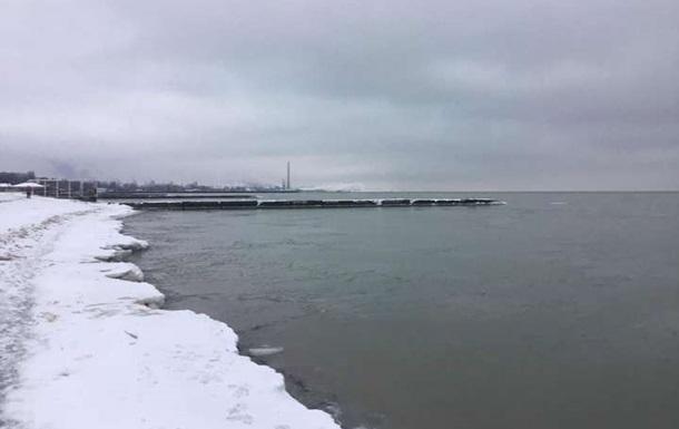 В Азовському морі можливо обледеніння суден