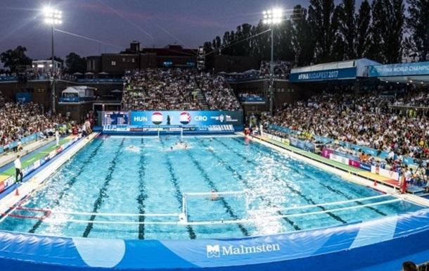 Україна хоче отримати чемпіонат світу з водних видів спорту