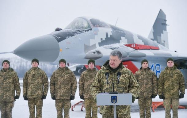 ВСУ получили модернизированные самолеты