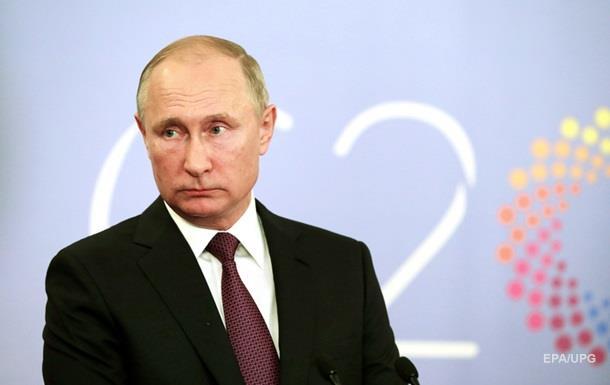 Путин: Вопрос обмена украинских моряков не стоит