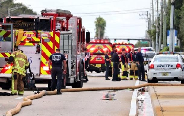 У США літак упав на центр для дітей, загинули дві людини
