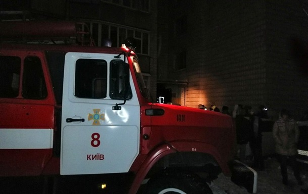 У Києві під час пожежі загинула жінка