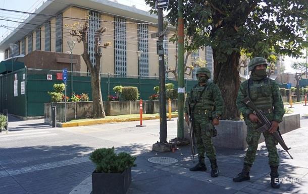В Мексике произошел взрыв у здания генконсульства США