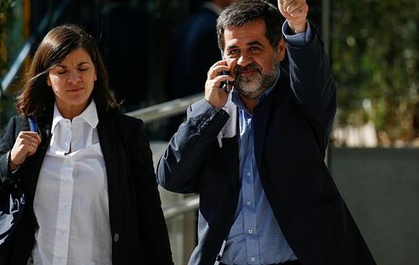 Колишні керівники Каталонії оголосили голодування в тюрмі