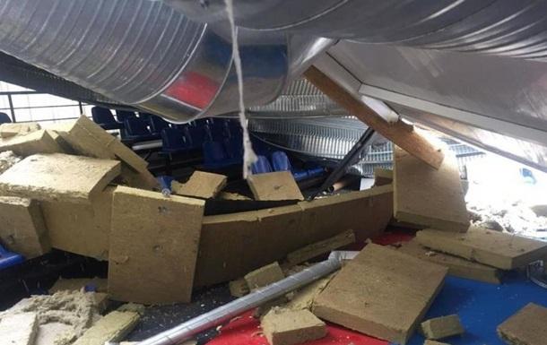 Обвалення даху школи у Вишневому: затримали трьох