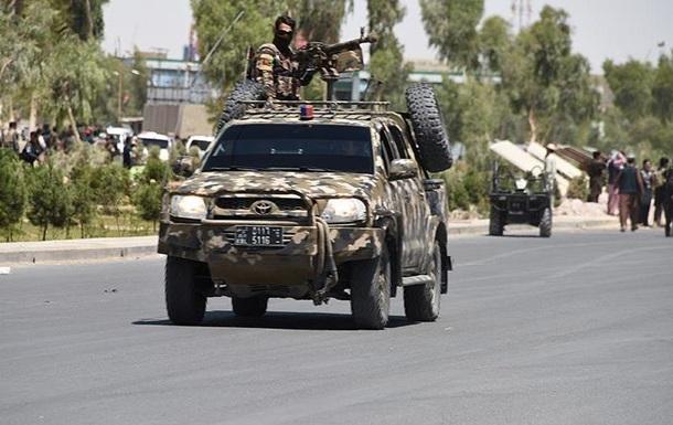 В Афганістані за спроби теракту підірвалися 37 талібів