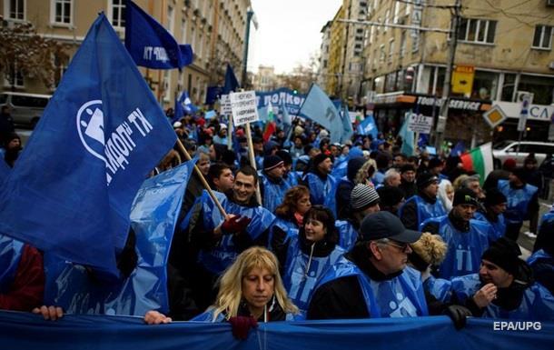У Болгарії відбулися нові масові протести автомобілістів