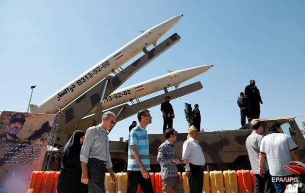 Іран заявив про намір продовжити випробування ракет