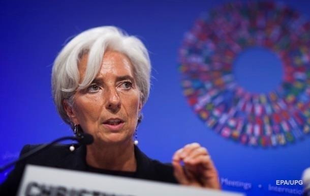 Глава МВФ рассказала о негативном влиянии торговых войн