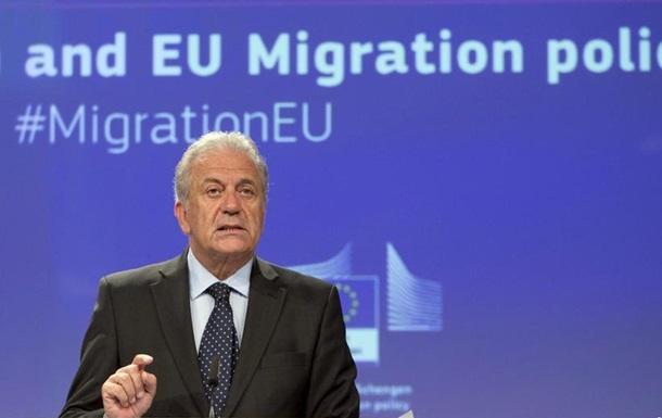 ЄК вимагає від усіх країн ЄС підписати міграційний пакт ООН