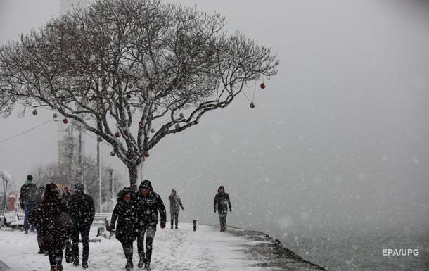 Холод підвищує ризик природної смерті - вчені
