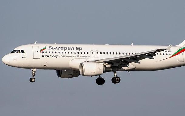 Bulgaria Air прекратила полеты в Украину