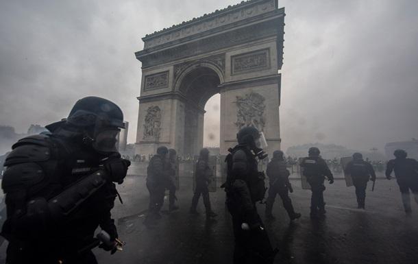 Кров і погроми. Найбільші протести в Парижі