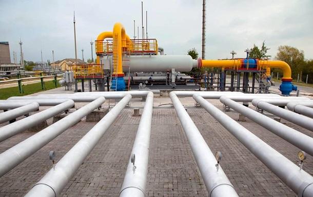 Транзит російського газу через Україну скоротився