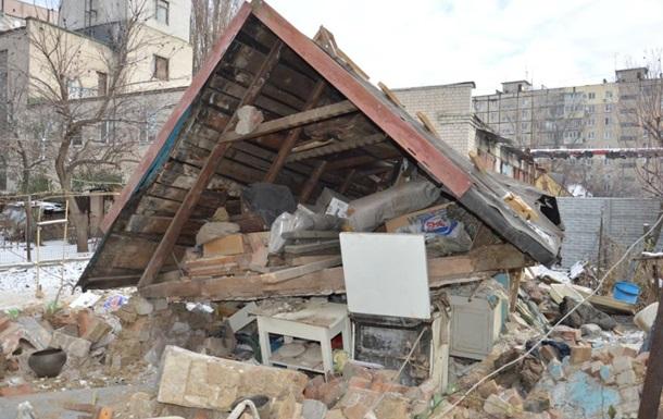 У Дніпрі вибух знищив житловий будинок