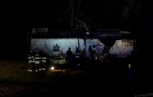 ВСША в итоге ДТП савтобусом сдетьми пострадали 40 человек