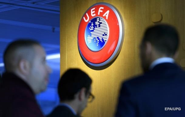 УЕФА запретил проводить матчи в регионах с военным положением