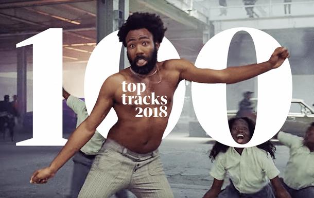 Названы ТОП-100 песен 2018 года