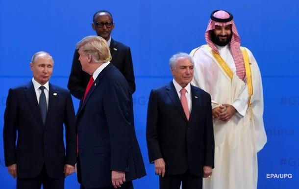Путін про Азов і угода Трампа. Підсумки саміту G20