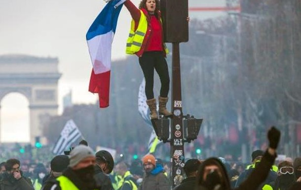 Чому Україна не може як Франція?