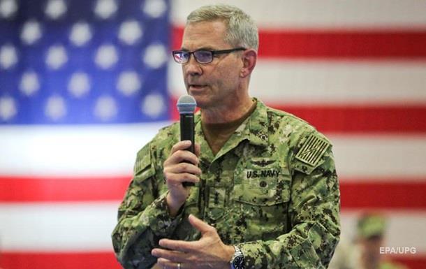 Командующий Пятым флотом США совершил самоубийство