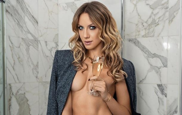Леся Нікітюк знялася в еротичній фотосесії