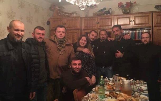 Экспорт революции. Задержание украинцев в Грузии