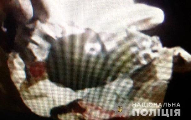 У Нікополі затримали чоловіка з гранатами і наркотиками