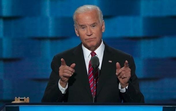 Байден вважає себе найкращим претендентом на пост президента США