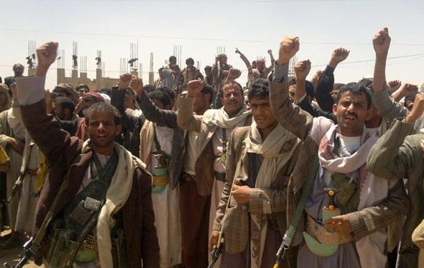 Повстанці-хусити з Ємену вилетіли на мирні переговори до Швеції