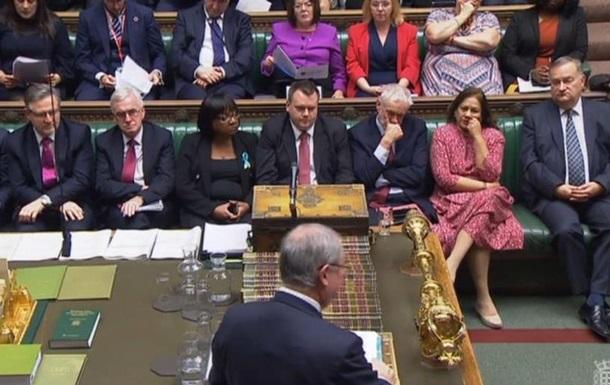 Дебати щодо угоди про Brexit почались з неприємних для Мей рішень парламенту