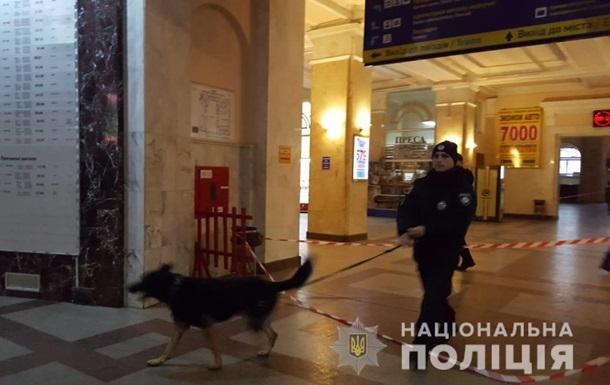 В Одесі через сумку евакуювали залізничний вокзал