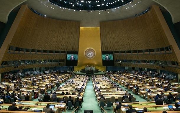 Україна ініціює в ООН обговорення ситуації в Чорному і Азовському морях