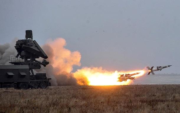 Україна провела стрільби ракетами Нептун і С-125