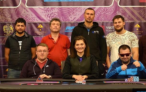 Чемпион Украины по спортивному покеру успешно выступил в Армении
