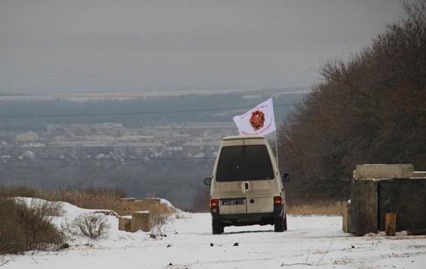 Сепаратисти передали тіло загиблого бійця ЗСУ