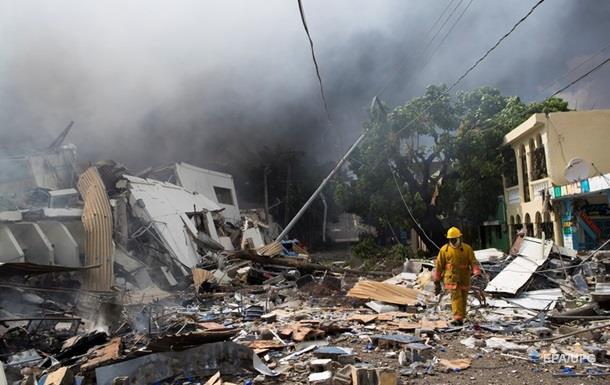 На фабрике в Доминикане взорвался газ, есть жертвы
