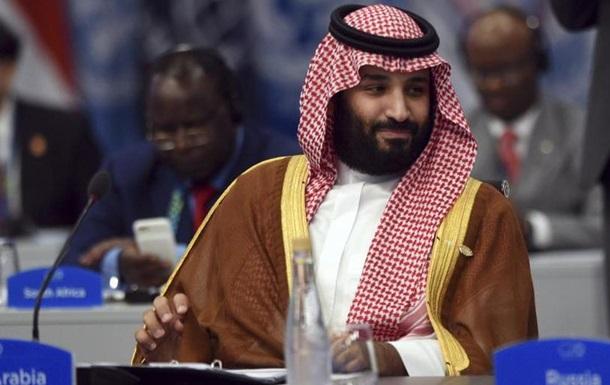 Туреччина хоче арештувати екс-радників саудівського принца