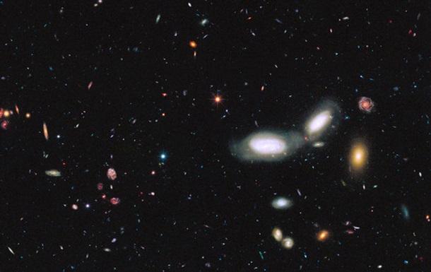 З явилася нова теорія будови Всесвіту